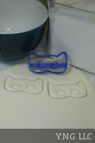 Pusheen Cat Cartoon Character Facebook Cookie Cutter Baking Tool Made In USA PR770