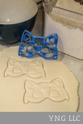 PJ Masks Kids Cartoon Superheroes Set Of 3 Cookie Cutters USA PR1052
