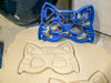PJ Masks Masks with Details Kids TV Show Characters Owlette Catboy Gekko Set Of 3 Special Occasion Cookie Cutters Baking Tool 3d Printed USA PR1053