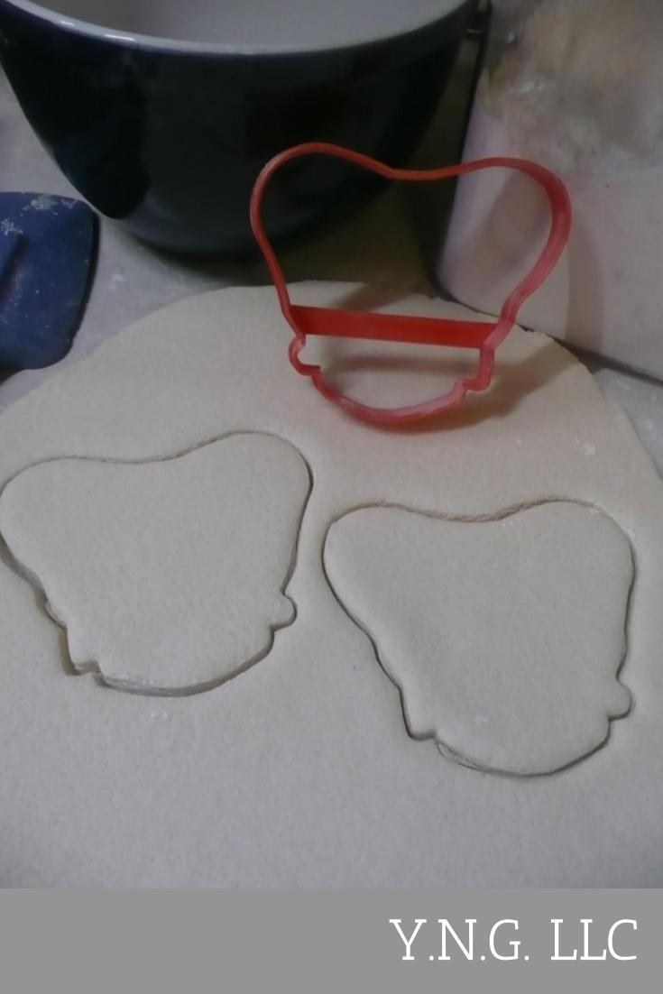 Hocus Pocus Sanderson Sisters Witches Faces Set Of 3 Cookie Cutters USA PR1380