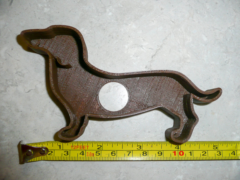 Dachshund Breed Dog Puppy Pet Animal Special Occasion Cookie Cutter Baking Tool Made In USA PR433