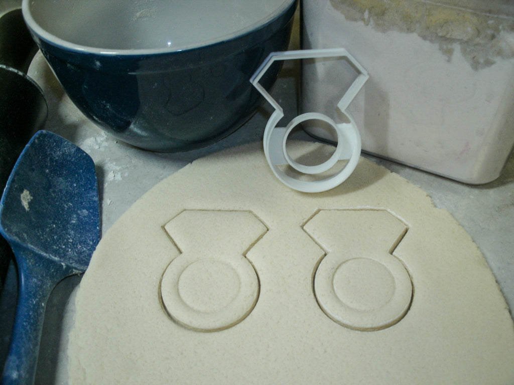 25th Wedding Marriage Anniversary Vow Renewal Set Of 4 Cookie Cutters USA PR1330