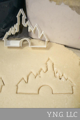 Harry Potter Wizard Hogwarts Castle House Sorting Hat Cookie Cutter USA PR2418