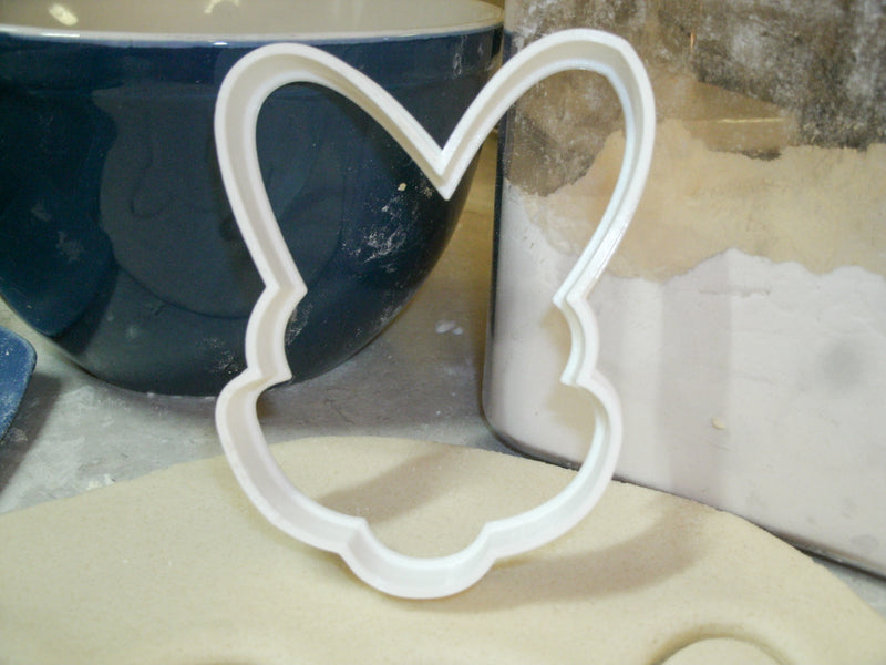 Easter Bunny Ears Cookie Cutter Special Occasion 3D Printed USA PR215