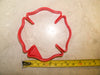 Fire Rescue Department Station Logo Cross Symbol Special Occasion Cookie Cutter Baking Tool Made In USA PR911