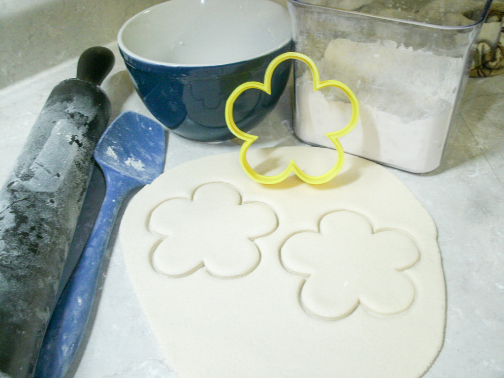 Flower Wildflower Garden Spring Party Special Occasion Cookie Cutter Baking Tool Made In USA PR261