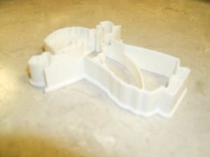 Noah Ark Genesis Flood Narrative Story Old Testament Special Occasion Cookie Cutter Baking Tool 3D Printed Made In USA PR896