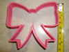 Girls Bow Baby Shower Gender Reveal Party Special Occasion Cookie Cutter Baking Tool Made In USA PR306