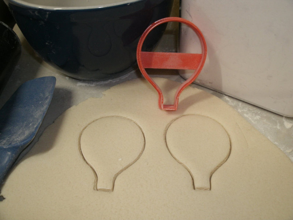 Hot Air Balloon Special Occasion Cookie Cutter Baking Tool Made in USA PR790