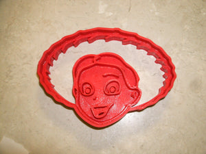 Jessie Toy Story Cowgirl Cartoon Disney Pixar Movie Character Special Occasion Cookie Cutter Baking Tool Made In USA PR508