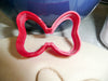 Minnie's Bow Minnie Mouse Disney Character Special Occasion Cookie Cutter Baking Tool Made In USA PR305