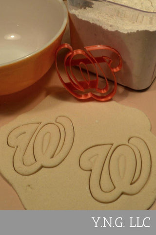 Number One 1 With Word Lettered Birthday Anniversary Celebration Party Age Date Treat Cookie Cutter Baking Tool USA PR2402