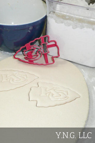NFL National Football League Superbowl Sports Athletics Cookie Cutter USA PR644