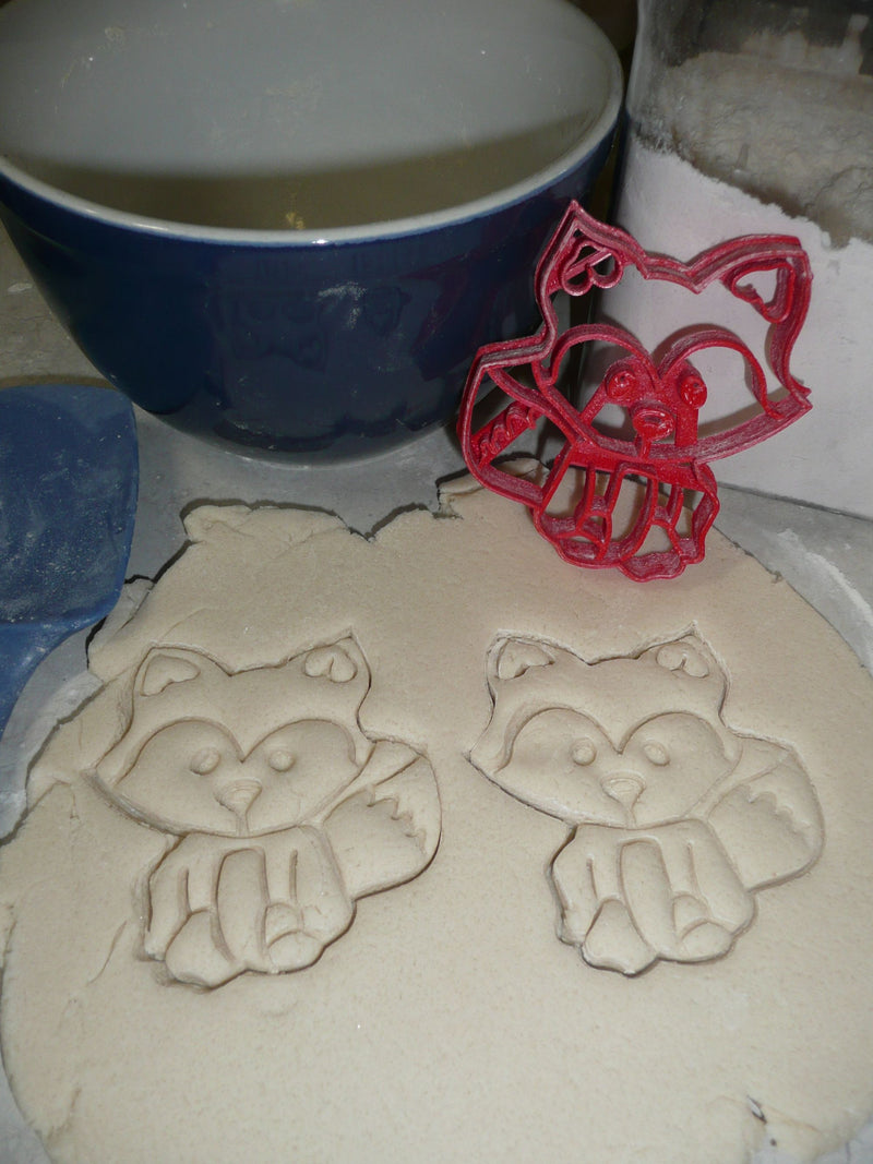 Woodland Creatures Forest Animals Baby Shower Set of 10 Cookie Cutters USA PR1429