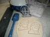 Kristoff Face Best Friend Of Sven Frozen Kids Movie Cookie Cutter USA PR3274