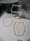 Dia De Los Muertos Day of the Dead Skulls Set Of 4 Cookie Cutters USA PR1421