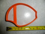 Fall Autumn Leaf Outline Poplar Aspen Cottonwood Tree Cookie Cutter USA PR3145
