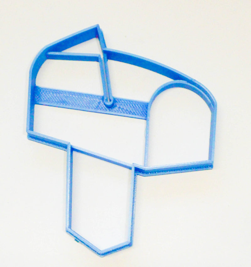Mailbox Residential House Home Mail Post Box Cookie Cutter USA PR3397
