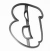 Letter B Uppercase Fancy Stylized Font Alphabet Cookie Cutter USA PR3329
