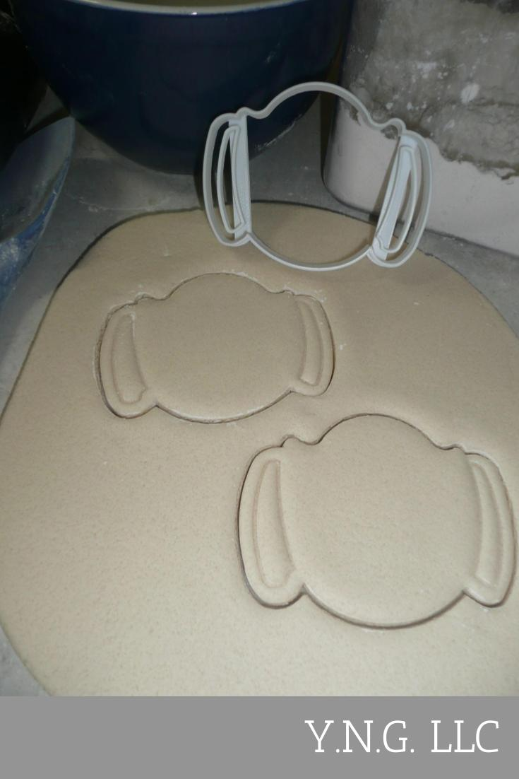 Surgical Face Mask Medical Doctor Nurse Healthcare Cookie Cutter USA PR3649