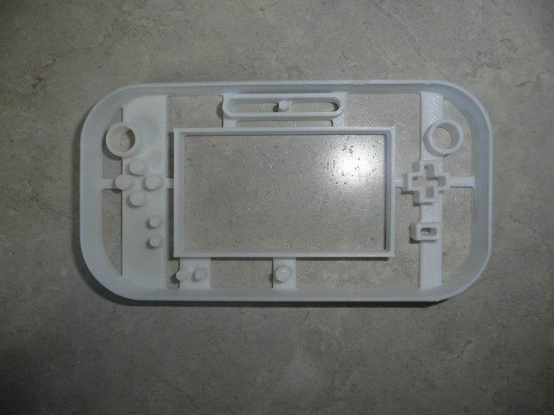 Handheld Video Game Portable Gaming Console Remote Cookie Cutter USA PR3748