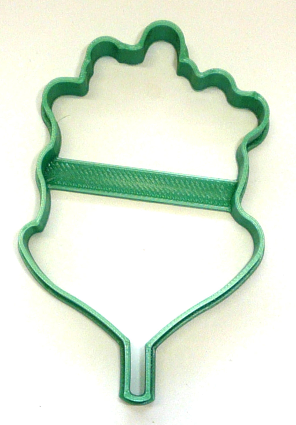 Leaf With Berries Outline Berry Leaves Plant Tree Shrub Cookie Cutter USA PR3762