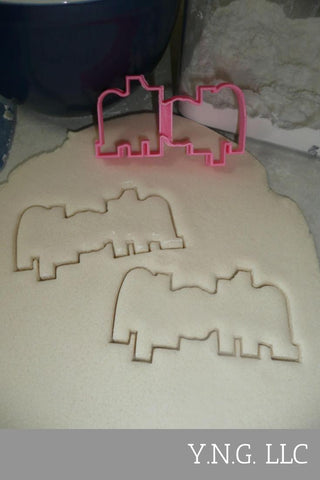 Number One 1 With Unicorn Horn First 1st Birthday Cookie Cutter USA PR3245