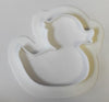 "Duck Duckie Baby Shower Special Occasion Fondant Stamp Cutter or Cupcake Topper Size 1.75"" Made in USA FD476"