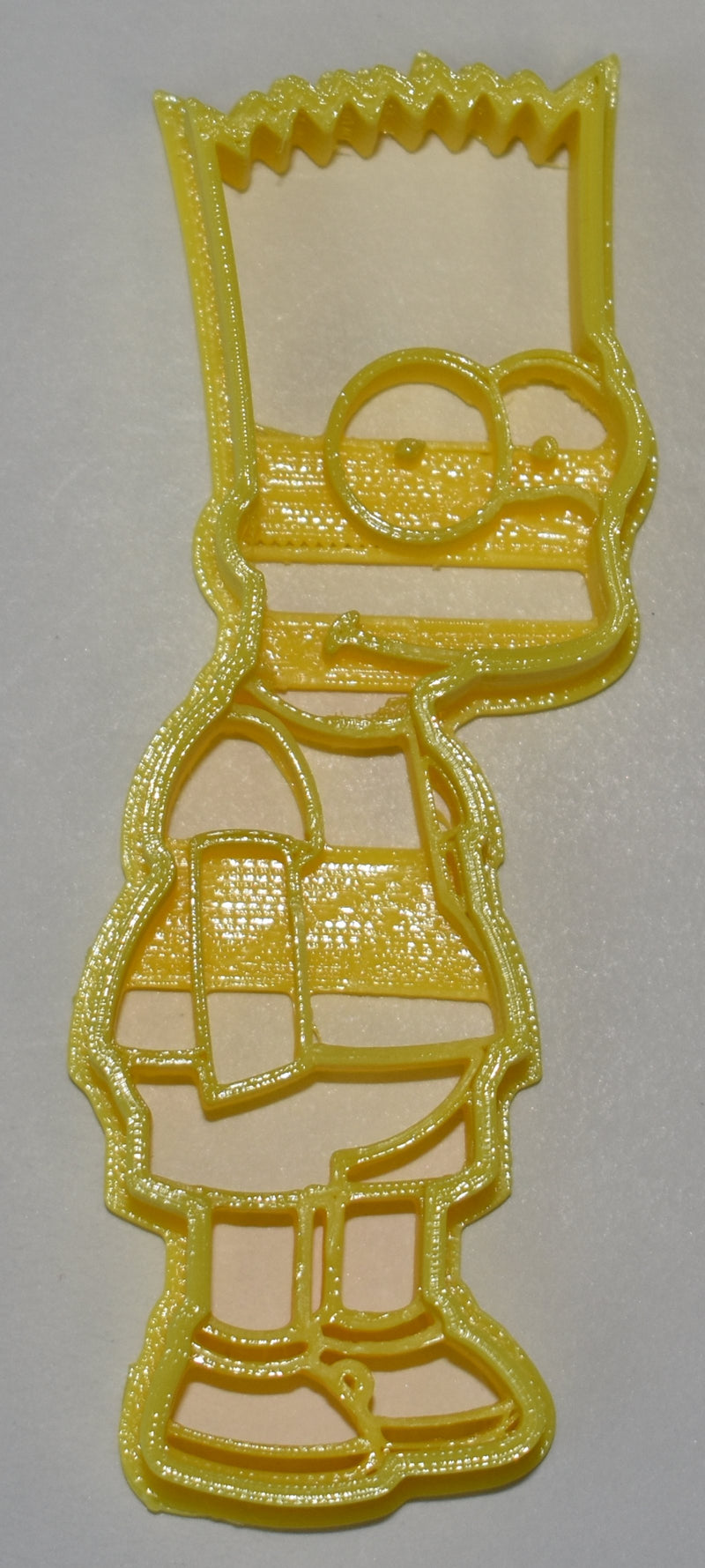 Bart Simpson Character from The Simpson/'s Cartoon Special Occasion Cookie Cutter