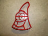 Patrick Star Fish Spongebob Squarepants Cartoon Character Special Occasion Cookie Cutter Baking Tool Made In USA PR571