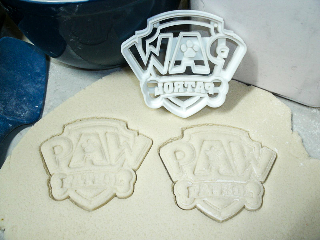 Paw Patrol Dogs Set of 5 Special Occasion Cookie Cutters Baking Tool USA PR1049