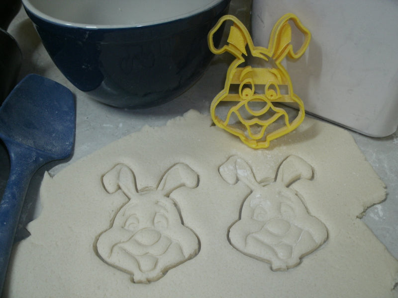 Rabbit Winnie the Pooh Disney Cartoon Special Occasion Cookie Cutter Baking Tool Made in USA PR795