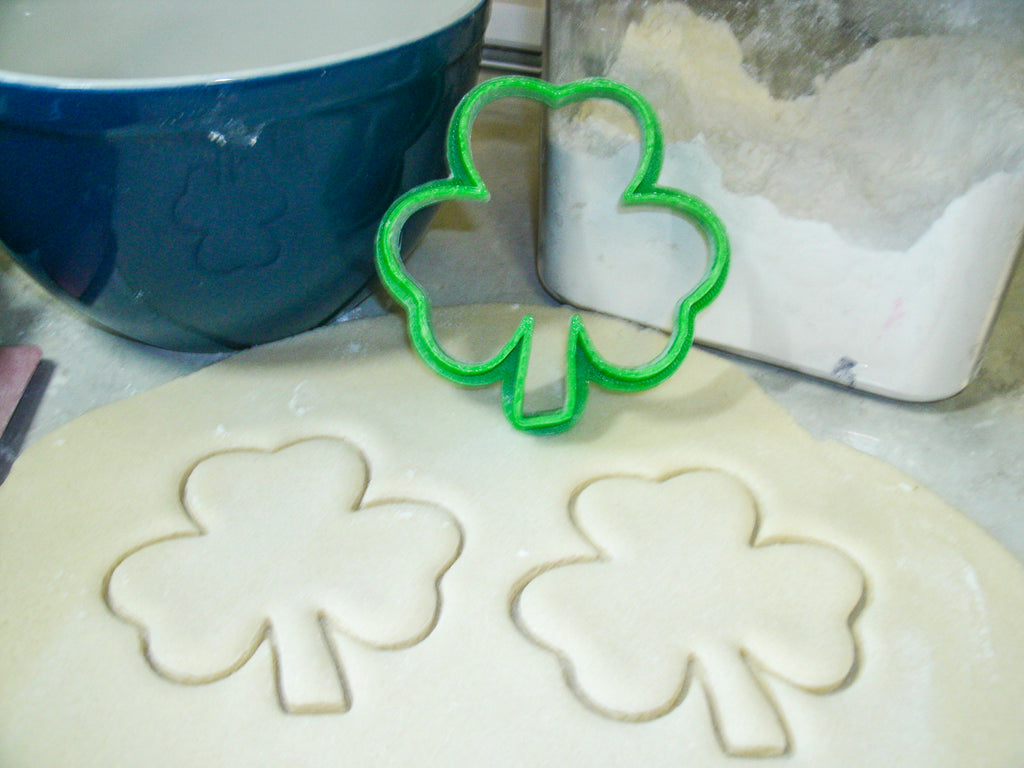 Saint Patrick's Day Shamrock Leprechaun Rainbow Pot Of Gold Beer Mug St Patty's Party Celebration Set Of 5 Special Occasion Cookie Cutter Baking Tool Made In USA PR1161