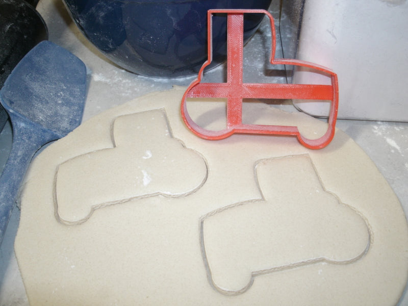 Farm Equipment Barn Tractors Pickup Truck Set of 5 Cookie Cutters USA PR1034