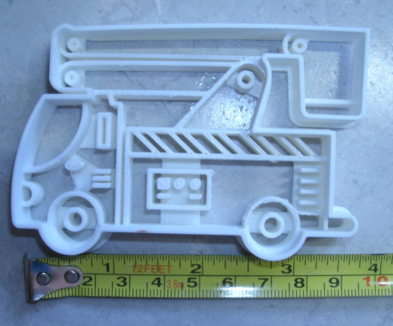 Bucket Truck Work Vehicle Electric Lift Lineman Cookie Cutter USA PR2439