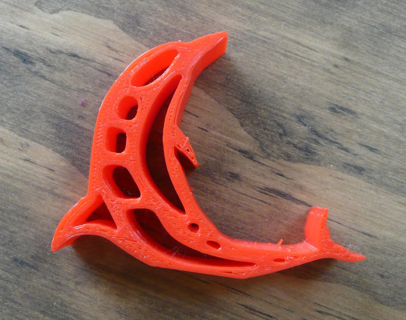 Dolphin Multi Purpose Tablet Cell Phone Mount Holder Universal 3D Printed in USA PR102