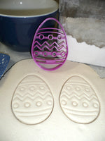 Easter Bunny Kit Detailed Rabbit Egg Basket Set Of 3 Cookie Cutters USA PR1530