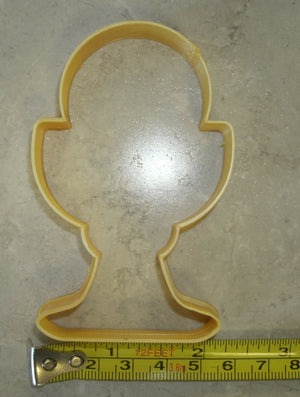 Chalice Communion goblet for wine church cookie cutter baking tool Made In USA PR578
