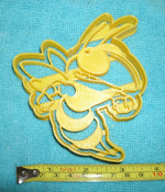 Georgia Tech Yellow Jackets Hornet Wasp Insect Bug Special Occasion Cookie Cutter Baking Tool Made in USA PR723