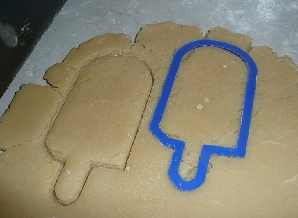 Ice Cream Popsicle Cookie Cutter Cake Special Occasion 3D - USA PR269