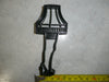 Leg Lamp 1940s Vintage Iconic Movie Prop A Christmas Story Holiday Season Special Occasion Cookie Cutter Baking Tool Made In USA PR2198