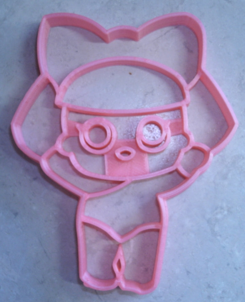 Diva Glitter Surprise Doll Series Toy Ball Layer Collectible Little Outrageous Littles Cookie Cutter Baking Tool USA PR2171