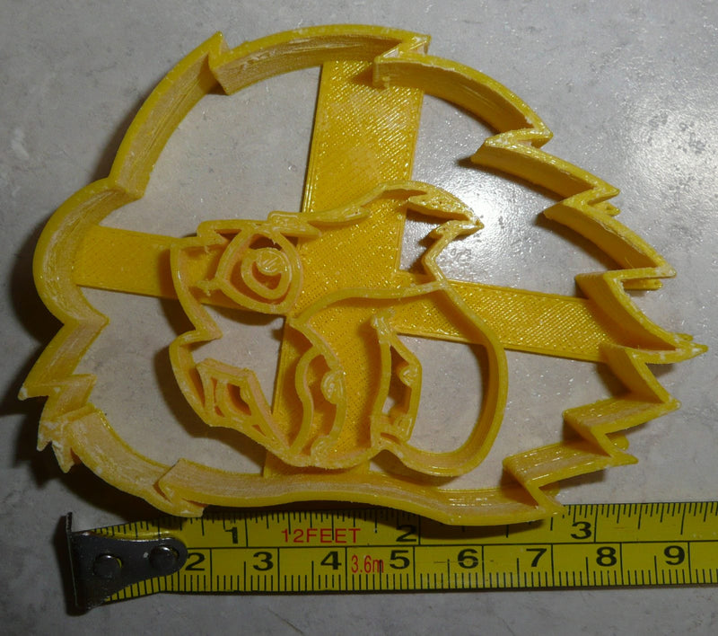 Mufasa From The Lion King Movie Character Father Of Simba Brother Of Scar King Of Pride Rock Land Cookie Cutter Made In USA PR2851