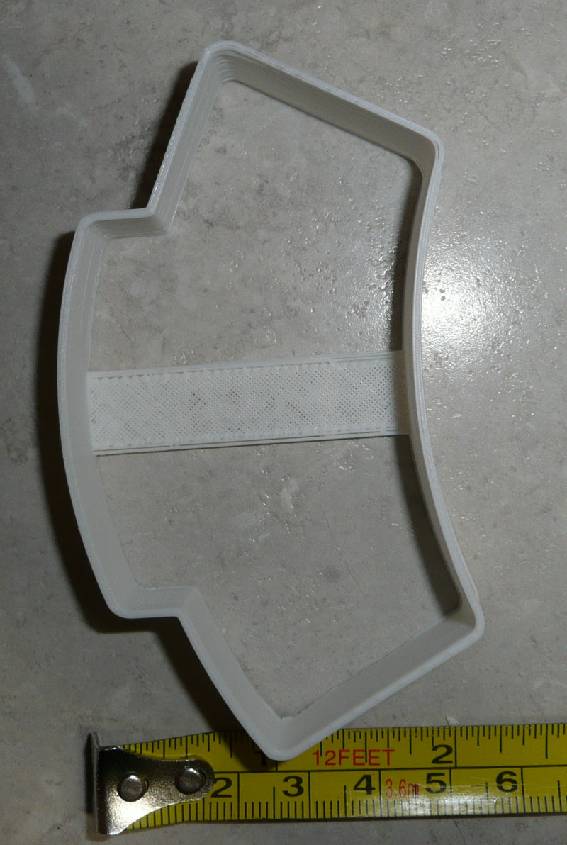 Nurse Hat Cap Uniform Medical Nursing Graduation Cookie Cutter USA PR2551