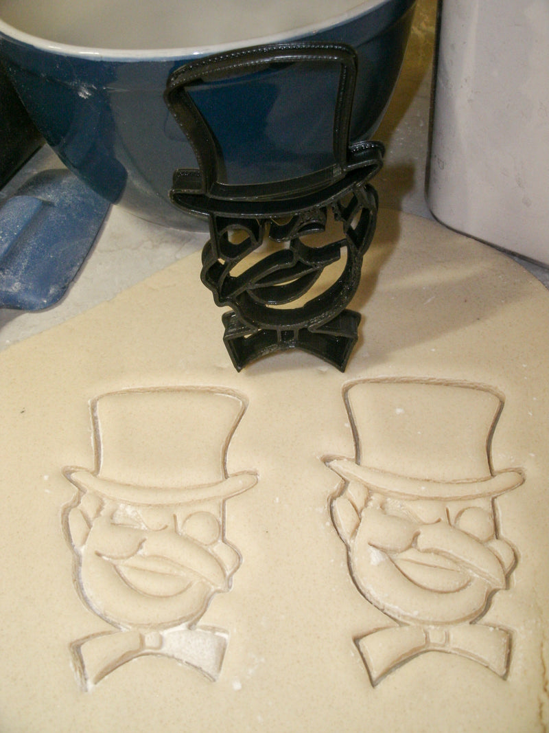 Penguin Batman Rival DC Comics Gotham Super Villain Special Occasion Cookie Cutter Baking Tool Made In USA PR2026