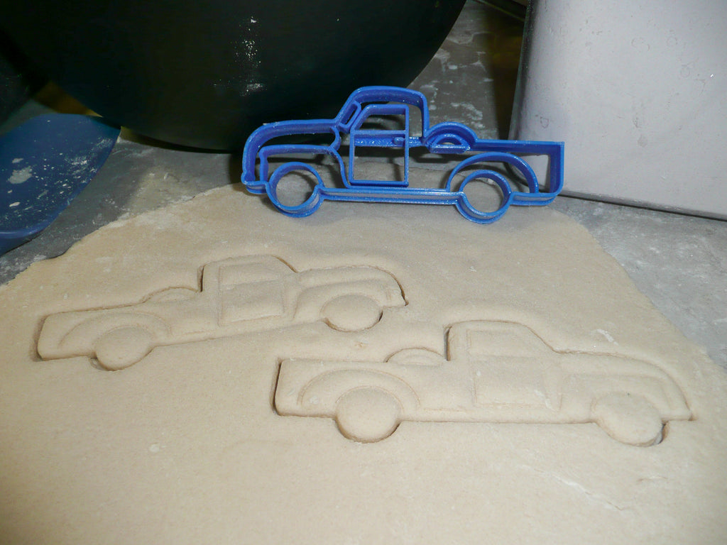 Recreational Vehicles RV Camping Travel Truck Camper Van Set Of 3 Special Occasion Cookie Cutters Baking Tool Made In USA PR1073