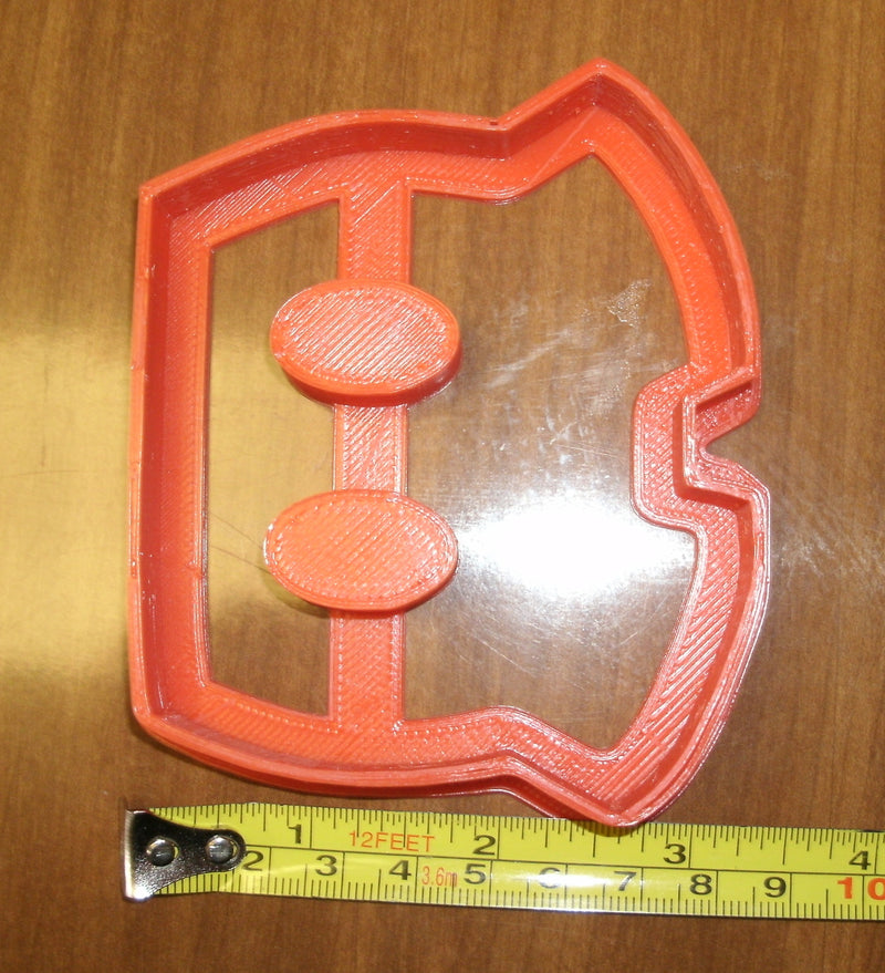 Mickey Mouse Pants Trouser Cartoon Disney Cookie Cutter Baking Tool Made In USA PR526