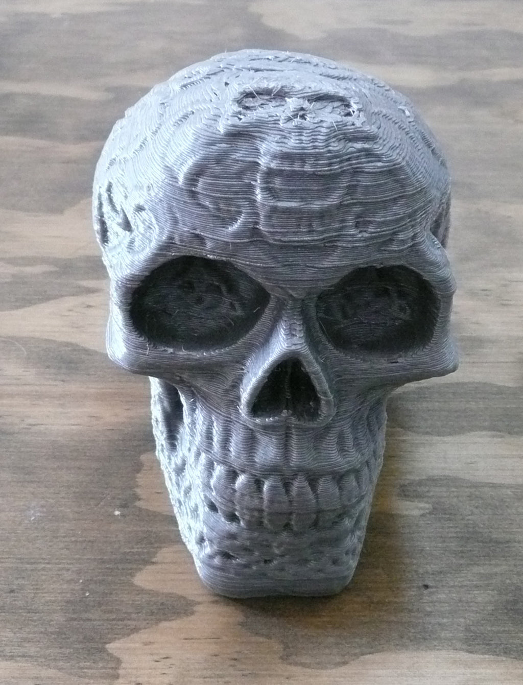 Celtic Knot Skull Figurine Statue Home Office Decor Decoration Made in USA PR23