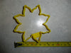 Sunflower Tall Summer Flower Symbol Of Loyalty Longevity Special Occasion Cookie Cutter Baking Tool Made In USA PR2082