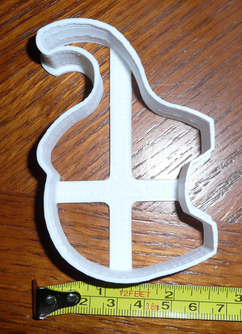 Elephant Full Cookie Cutter Baking Tool Special Occasion Made In USA PR310